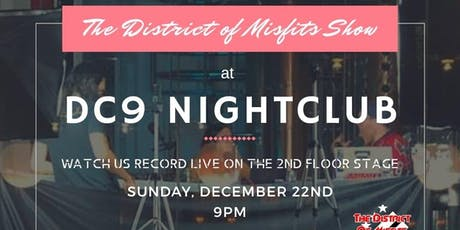 The District of Misfits Show tickets