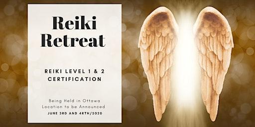 It's a Reiki Retreat!!