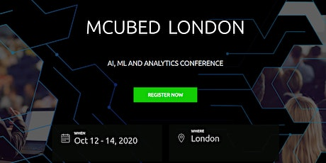 MCubed AI and ML Conference tickets