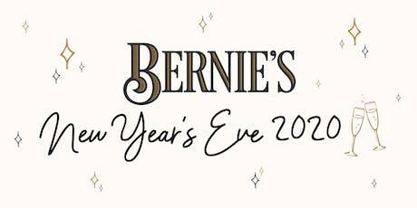 NYE Dinner at Bernie's Chicago tickets