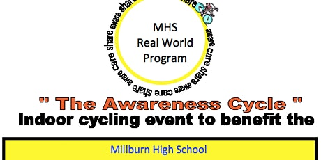 MHS: Awareness Cycle Year 7 tickets