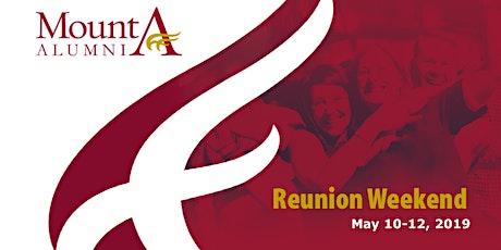 Mount Allison Reunion 2020 – à la Carte Registration tickets