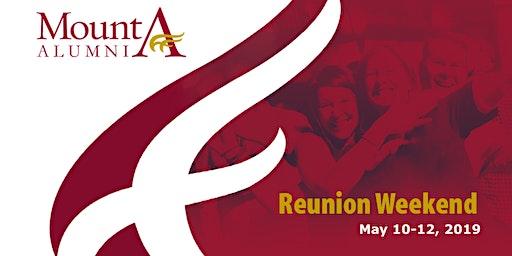 Mount Allison Reunion 2020 – à la Carte Registration