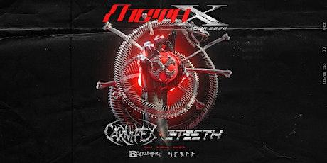 CARNIFEX & 3TEETH - META X TOUR tickets