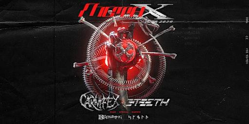 CARNIFEX & 3TEETH - META X TOUR