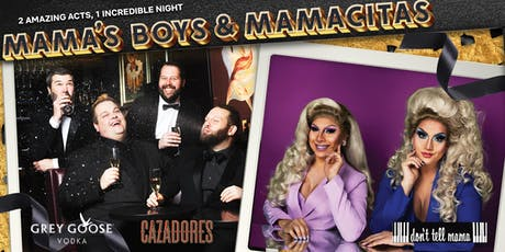 Mama's Boys + Mamacitas tickets