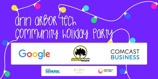 Ann Arbor Tech Community Holiday Party