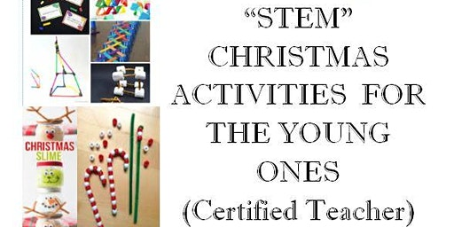 Stem Christmas Activities For The Youth