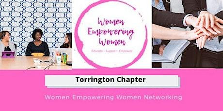 Women Empowering Women Torrington CT chapter tickets