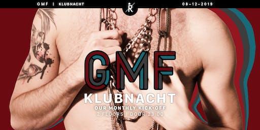 GMF   Klubnacht DEC19