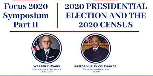 FOCUS 2020 Symposium Part II