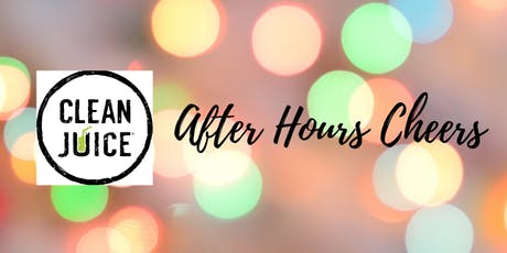 After Hours Cheers tickets