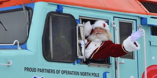 Operation North Pole Travels Through Barrington, Illinois - Benefits LIBU