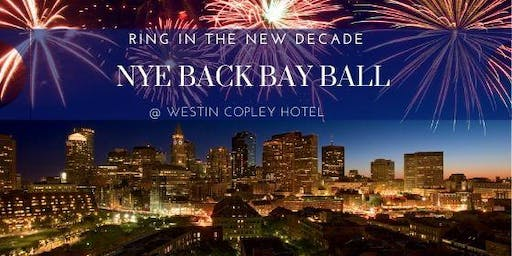 Back Bay Ball New Years Eve (30+): Cherrie Bomb Band & DJ