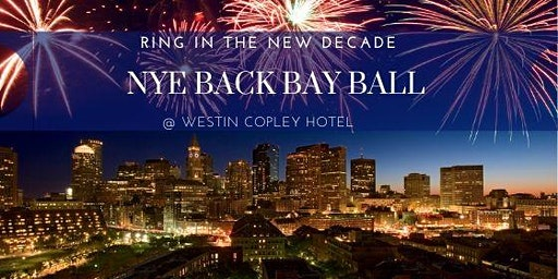 Back Bay Ball New Years Eve (30+): Cherrie Bomb Band/DJ - All are welcome!