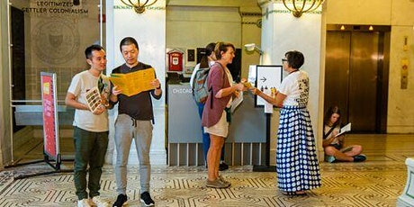 Tour of the Chicago Architecture Biennial in Portuguese tickets