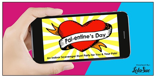 Pal-entine's Day!