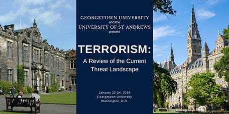 Terrorism: A Review of the Current Threat Landscape tickets