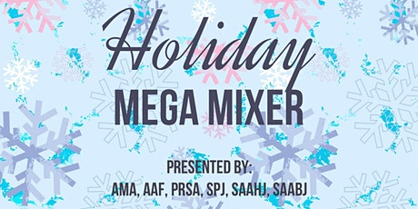 Holiday Mega Mixer tickets