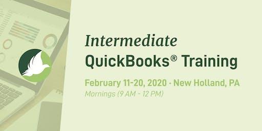 Intermediate QuickBooks Training