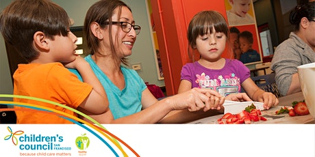 Early Educator Workshop: Next Steps for Healthy Meals 20200716 tickets