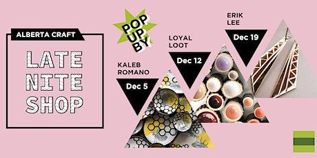 Alberta Craft Pop Ups #YEG! tickets