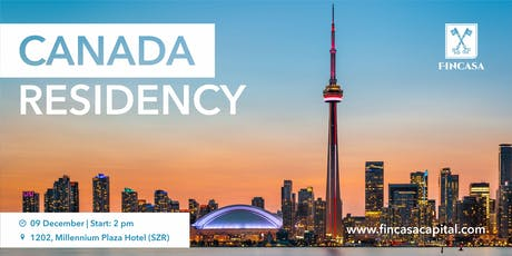 CANADA. Residency tickets