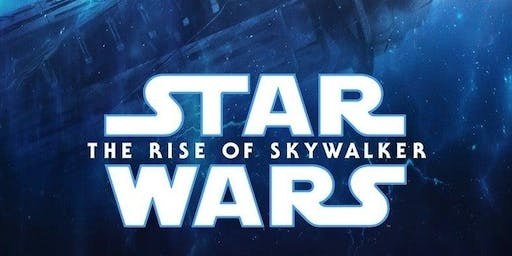 Star Wars Movie Event - Save the Date!