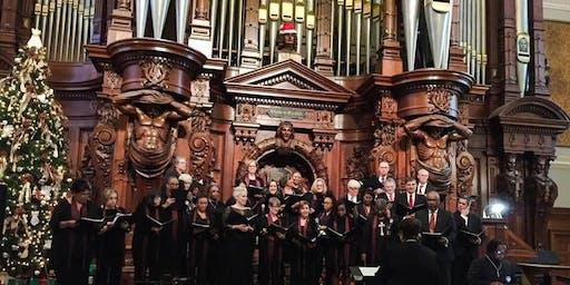 TBC Community Chorale Seventh Annual Christmas Concert