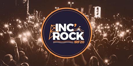 Inc'Rock Festival 2020 billets