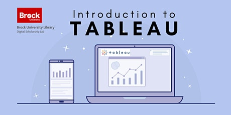 Introduction to Tableau tickets