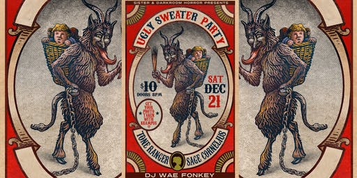 THE KRAMPUS UGLY SWEATER PARTY