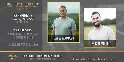 Kingdom Encounters International presents: EXPERIENCE