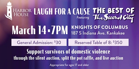 Laugh for a Cause tickets