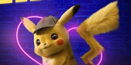 Film: Pokémon Detective Pikachu tickets