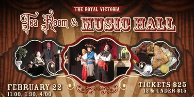 Royal Victoria Tea Room & Music Hall