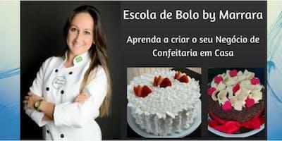 Curso de confeitaria em BH Belo Horizonte
