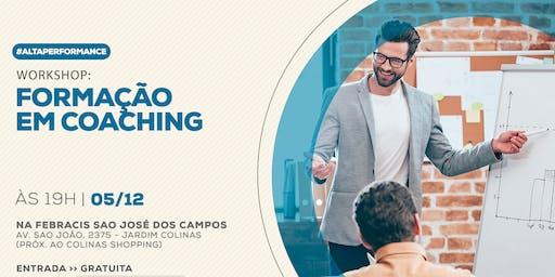 [SÃO JOSÉ DOS CAMPOS/SP] Workshop Formação em Coaching Integral Sistêmico - 05/12