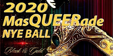 MANGO MasQUEERade 2020 NYE tickets