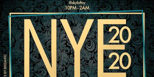 New Years Eve SkyLoft