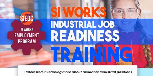 SI Works Industrial Job Readiness Training