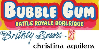 Bubble Gum Battle Royale: Britney vs. Christina