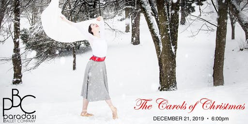 The Carols of Christmas • Ballet in Tacoma