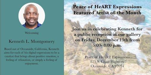 Celebrating Oceanside Artists: Kenneth Montgomery