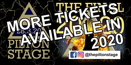 The Pilton Stage 2020 FINAL tickets