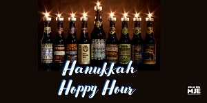 MJE Hanukkah Hoppy Hour + Ugly Sweater Contest