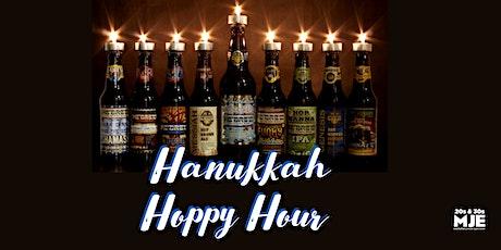 MJE Hanukkah Hoppy Hour tickets