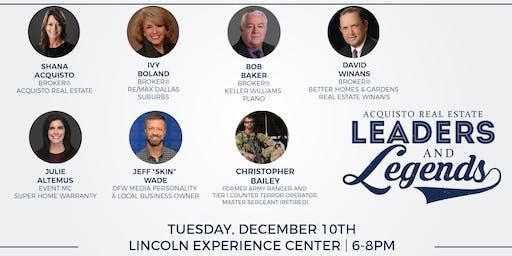 Leaders & Legends December 2019