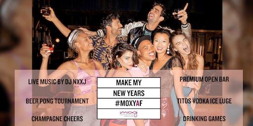 Moxy New Year's Eve