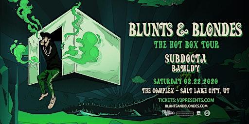 Blunts & Blondes: The Hot Box Tour